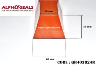 ซีลตู้อบสี่เหลี่ยมคางหมู QH403024R