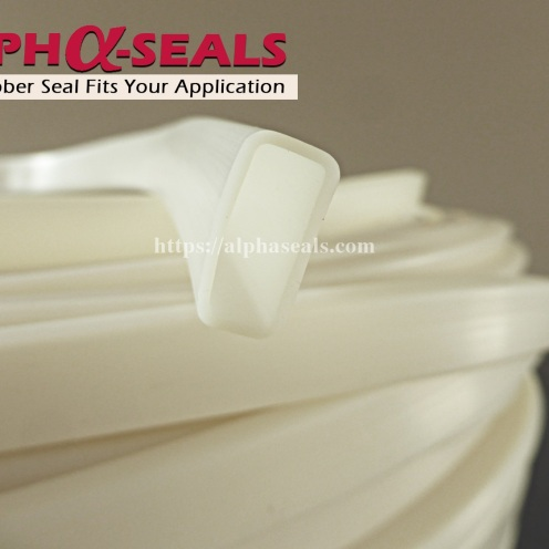 Silicone Hollow Profiles