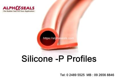 ซีลยางซิลิโคน P-Profiles