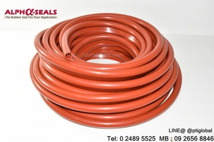 Silicone Rubber Seals P-section
