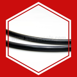 ซีลยางซิลิโคนกลมตัน DIA. 9 mm