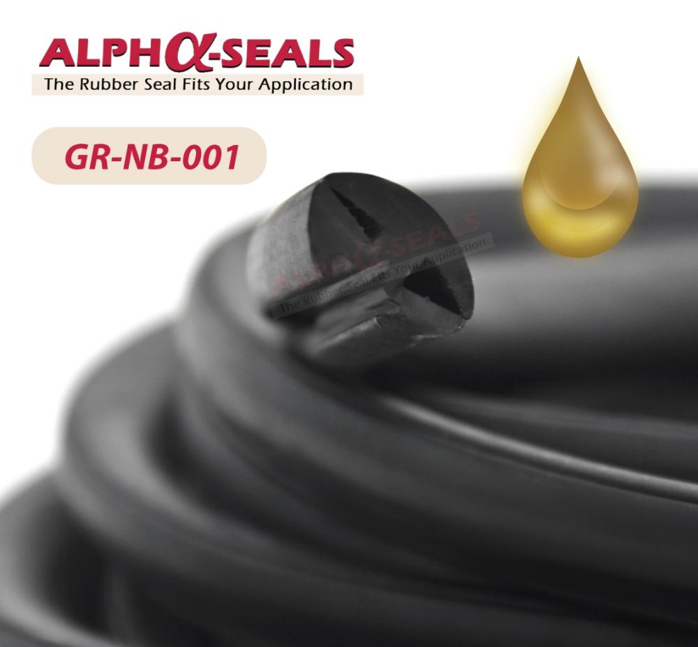 Glazing Rubber Seals - GP-NB-001-02